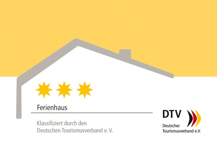 3-Sterne-Klassifizierung Ferienhaus Övert Meer 6